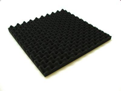 4m noppenschaum tafeln flammhemmend 4cm kompressor schalld mmung studiosound ebay. Black Bedroom Furniture Sets. Home Design Ideas