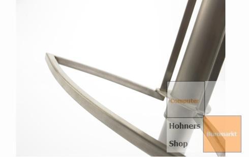 Mayer design lift barhocker 1230 myemotion edelstahl leder for Barhocker leder braun edelstahl
