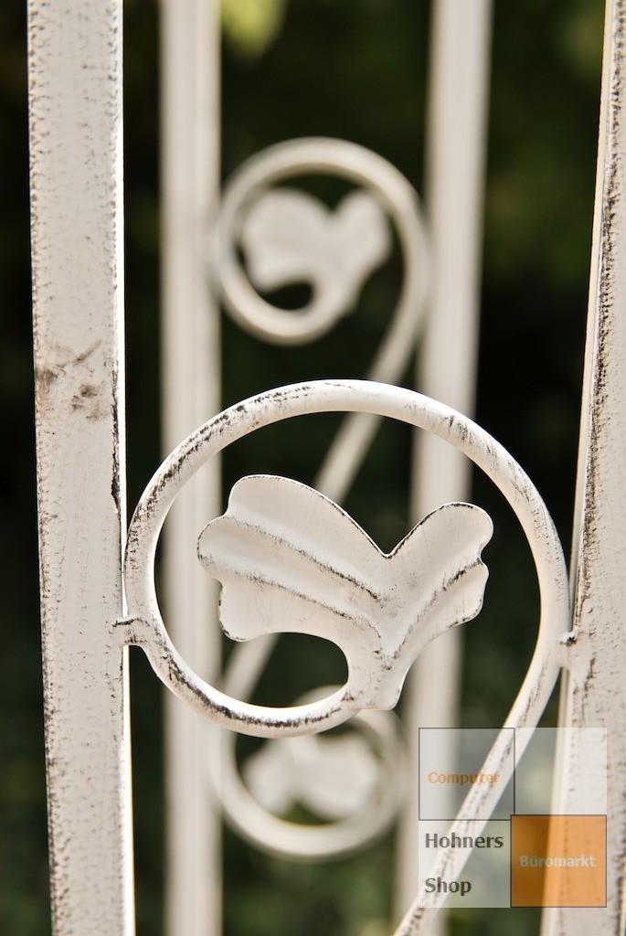 rosenbogen malve antik weiss rankhilfe pergola. Black Bedroom Furniture Sets. Home Design Ideas