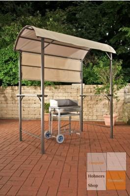 grill pavillon unterstand f r bbq grill ebay. Black Bedroom Furniture Sets. Home Design Ideas