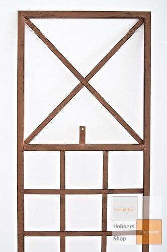wand rankhilfe begonia antik braun rankgitter pergola spalier rosenkletterhilfe ebay. Black Bedroom Furniture Sets. Home Design Ideas