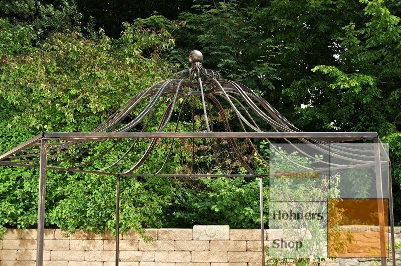 pavillion rosenbogen gartenlaube pergola pflanzen rankhilfe lale bronze ebay. Black Bedroom Furniture Sets. Home Design Ideas