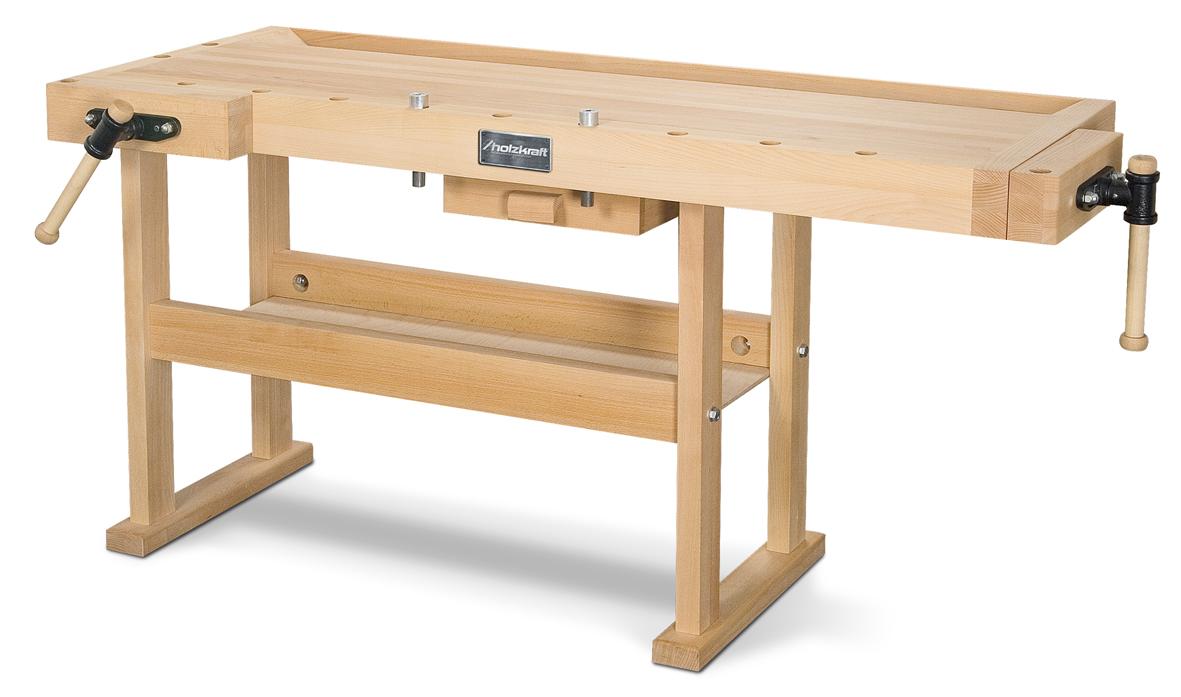 holzkraft schreiner hobelbank hb 1601 profi ausf hrung werkbank 5101163 ebay. Black Bedroom Furniture Sets. Home Design Ideas