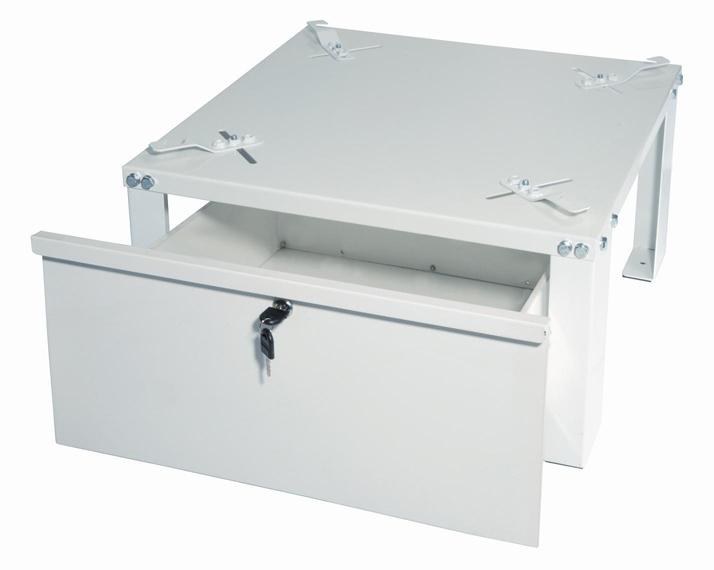 ufa universal untergestell mit schublade f r waschmaschine. Black Bedroom Furniture Sets. Home Design Ideas