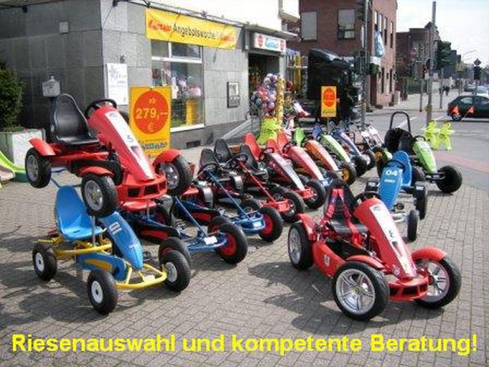 ausstellungsst ck berg go kart x plorer xt schwarz. Black Bedroom Furniture Sets. Home Design Ideas