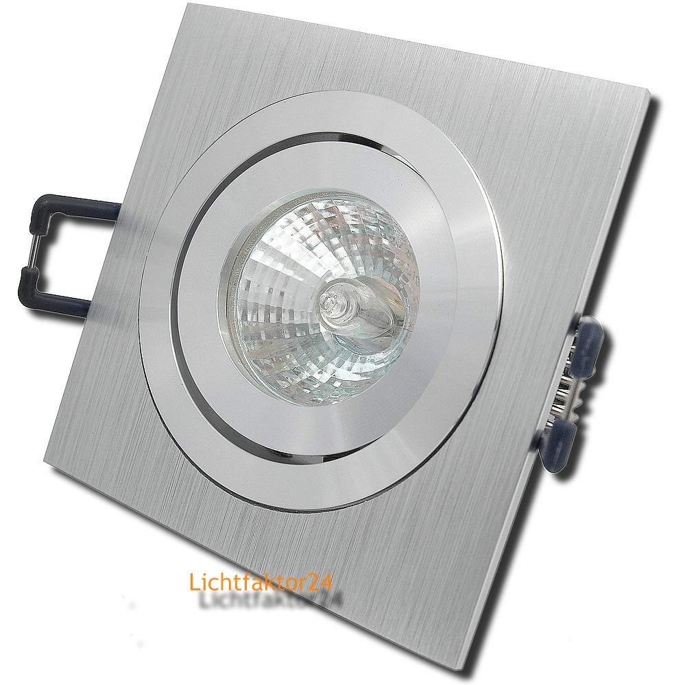 halogen decken einbaustrahler mina 12volt downlights mr11 dimmbar ebay. Black Bedroom Furniture Sets. Home Design Ideas