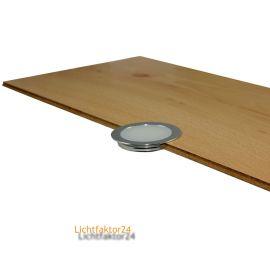 IP65 SMD LED Bodeneinbaulampen Sets 0.5W Boden, Wand & Decke Feuchtraum geeignet