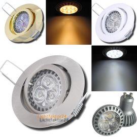230V_LED_Einbauleuchten_Sets_1-10er_inkl_Power_LEDs_5W_Downlights_Einbauspots_HV