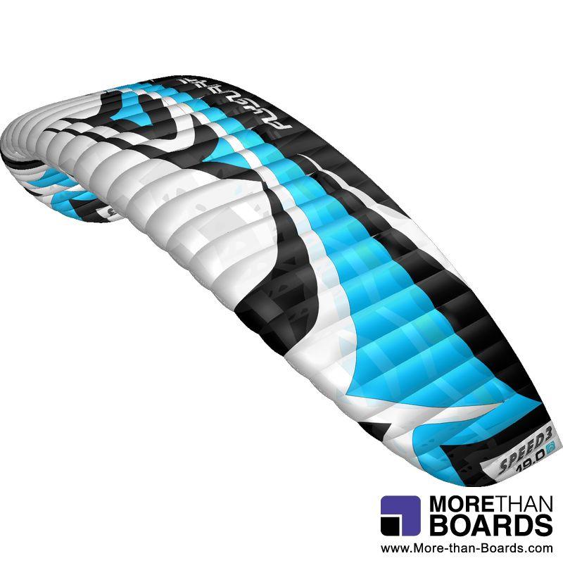 Flysurfer speed 3 deluxe kite coloured edition inkl for Flying spaces gebraucht