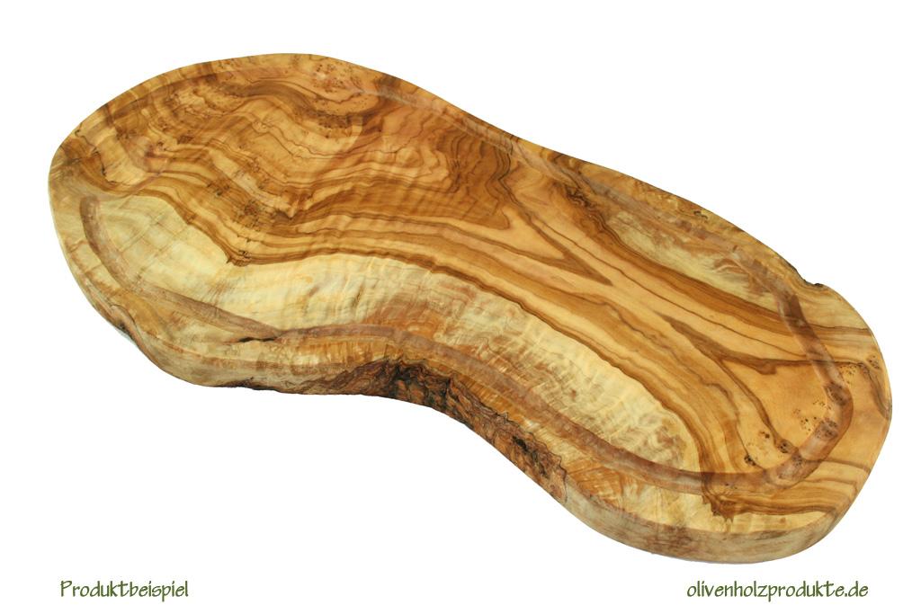 tranchierbrett olivenholz ca 50 cm schneidebrett holz. Black Bedroom Furniture Sets. Home Design Ideas