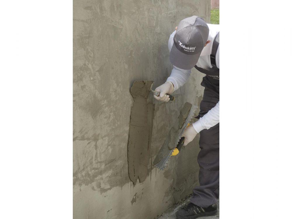 tamirart 5 verg teter ausgleichs und reparaturspachtel betonspachtel 25 kg. Black Bedroom Furniture Sets. Home Design Ideas