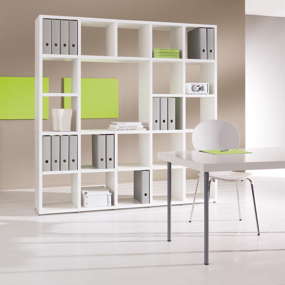 regalsystem boon modular wei h he 38cm ebay. Black Bedroom Furniture Sets. Home Design Ideas