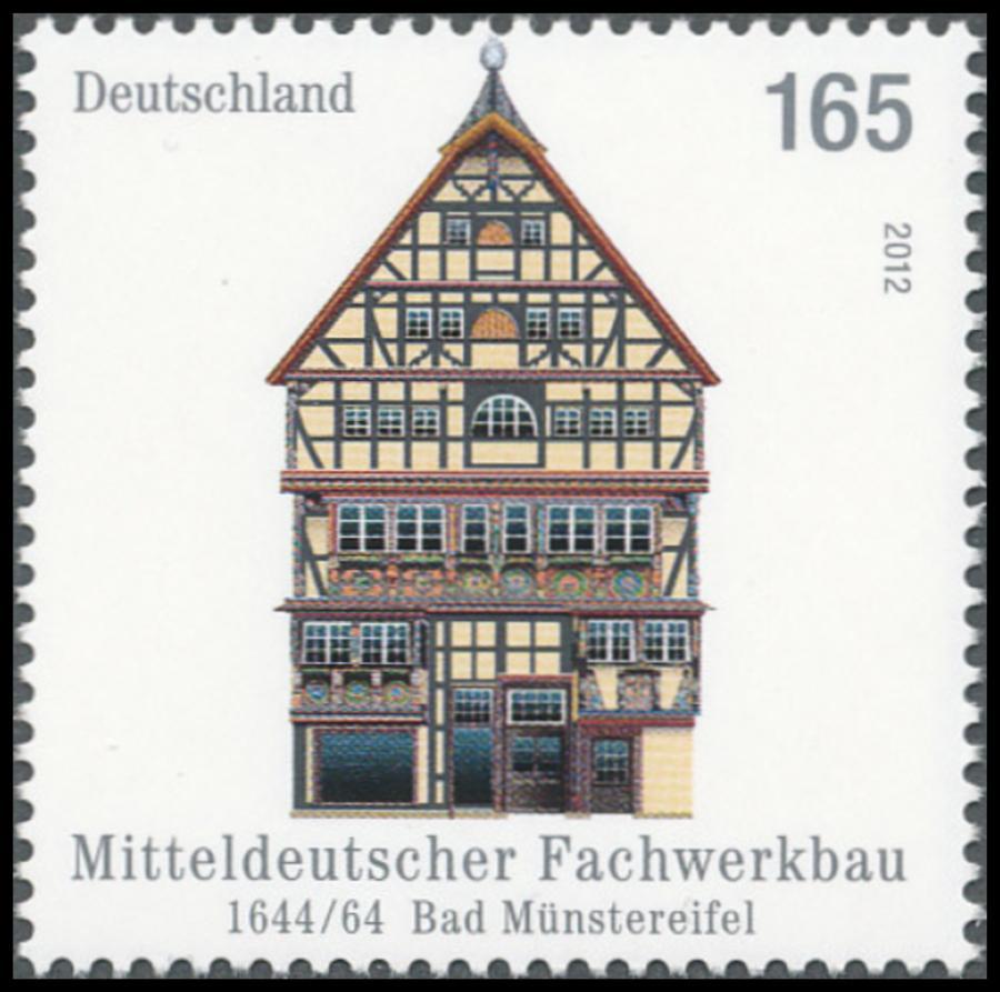 Brd minr 2931 fachwerkbauten in deutschland iii for Fachwerkbauten deutschland
