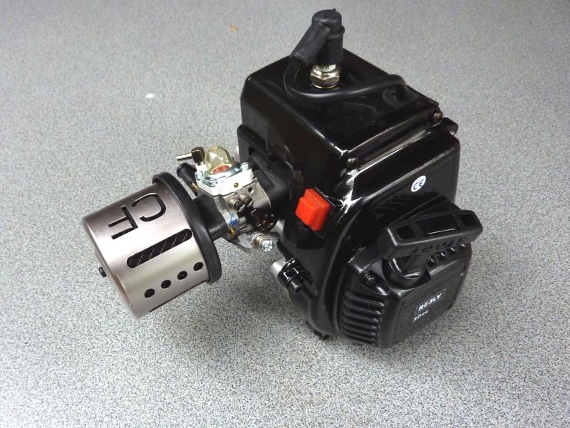 Motor Komplett Reely 30cc Carbon Fighter Cen Mcd Fs