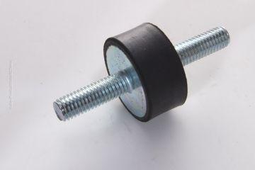 Schwingungsdämpfer Typ A  M8   Ø 30 / H 15  Metallpuffer   Anti Vibration Mount
