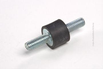 Schwingungsdämpfer Typ A  M8   Ø 20 / H 15  Metallpuffer   Anti Vibration Mount