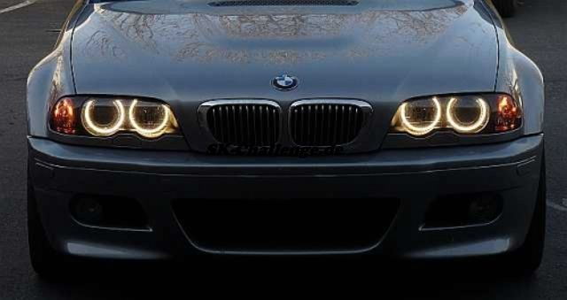 bmw e46 facelift angel eyes einbauanleitung. Black Bedroom Furniture Sets. Home Design Ideas