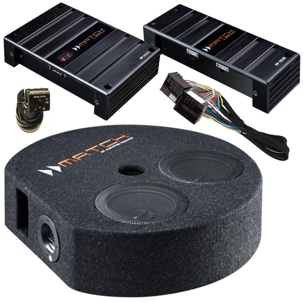 720 watt soundsystem set vw golf 5 6 passat scirocco. Black Bedroom Furniture Sets. Home Design Ideas