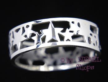 Silberring-mit-Sternen-Sternchen-Esoterik-30-69-70
