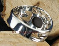 Gothic Silberring