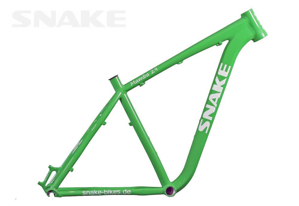 Snake Alu MTB Rahmen Mamba 29er Hardtail  Alloy frame  eBay
