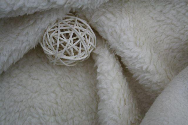 teddy fell natur meterware stoff deko schaffell decke baumwolle neu kuscheldecke ebay. Black Bedroom Furniture Sets. Home Design Ideas