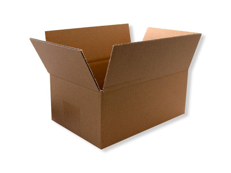 versand karton 600 x 500 x 400 mm faltkarton schachtel paket 2 wellig wellpappe ebay. Black Bedroom Furniture Sets. Home Design Ideas