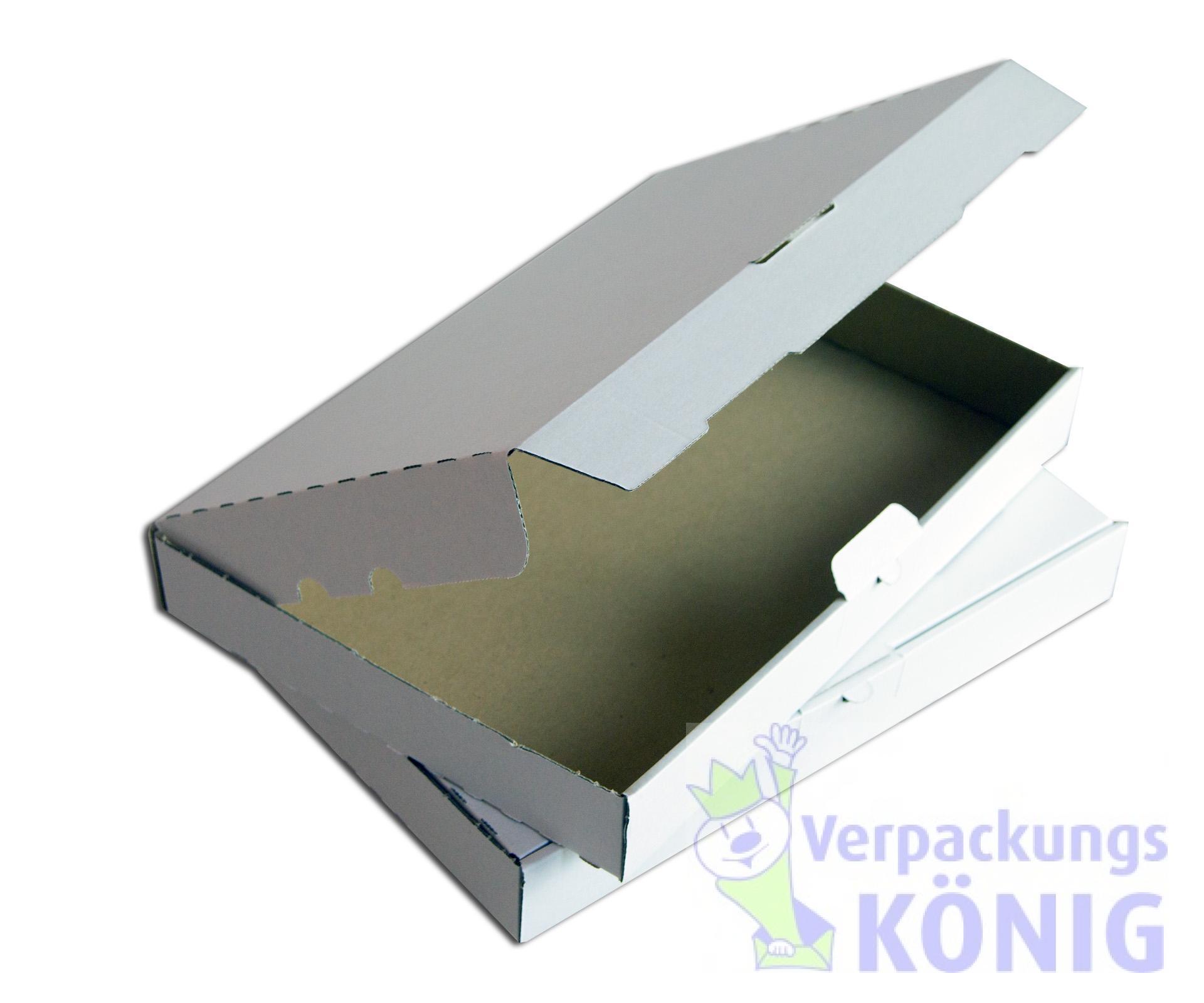 50 maxibrief karton faltschachteln 350 x 250 x 50 mm din a4 b4 wei ebay. Black Bedroom Furniture Sets. Home Design Ideas