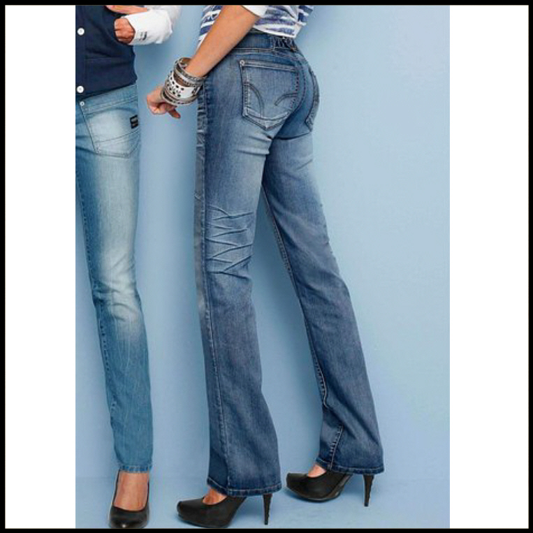 4wards stretch jeans 36 38 42 44 48 l32 retro dark blue used damen blau ebay. Black Bedroom Furniture Sets. Home Design Ideas