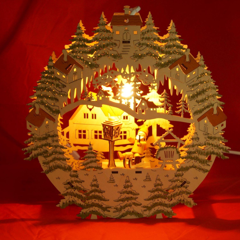 fensterschmuck weihnachten beleuchtet ber ideen zu. Black Bedroom Furniture Sets. Home Design Ideas