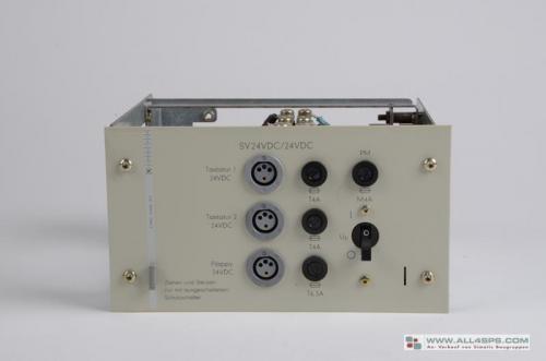 TELEPERM-M-STROMVERSORGUNGSBAUGRUPPE-DC-24-V-DC-C79451-A3260-A25-USED