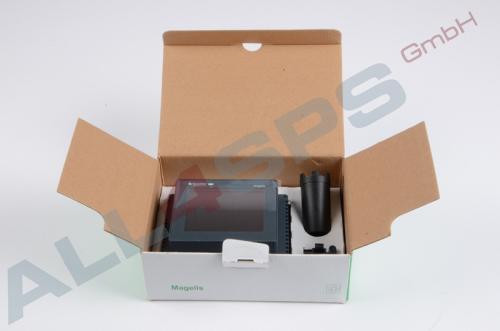 SCHNEIDER-ELECTRIC-PANEL-QVGA-3-8-TFT-LCD-24-V-DC-HMISTU655-OVP
