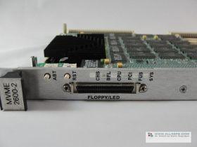 Motorola MVME 2600-2 VME Mainframe CPU Processor Board