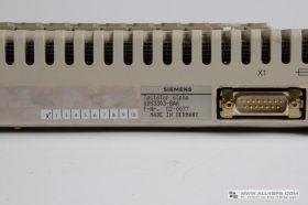 TELEPERM M STRUKTURIERTASTATUR, 6DS3303-8AA USED