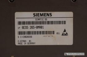 SIMATIC S5, HIGH SPEED SUB-CONTROL IP 265, 6ES5265-8MA01 USED