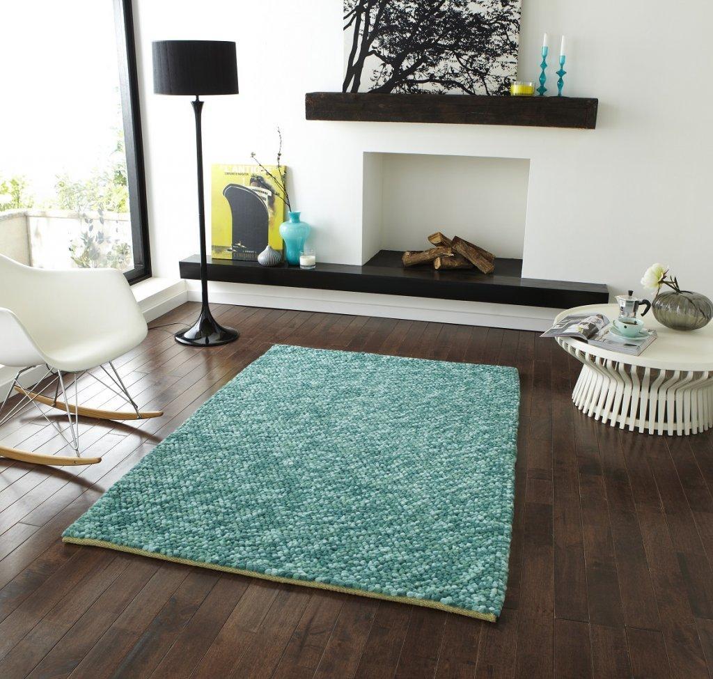 Wohnzimmer beige türkis – Dumss.com