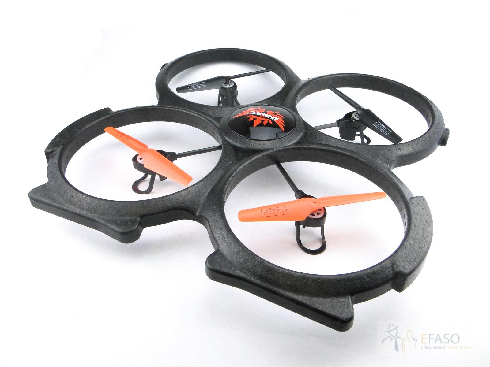 UDI U829A RC Quadcopter, 2,4 GHz, Modell 2015 mit Kamera ...