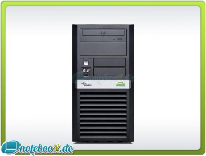 Fujitsu-Siemens-ESPRIMO-P5720-C2D-2-33GHz-2GBDDR2-80GB-HDD-DVD-Vista-Gebraucht