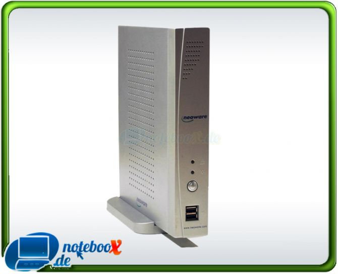 HP Neoware e90 CA21 - Via Eden 800 MHz - 128 MB Flash ROM - 256 MB DDR SDRAM XP