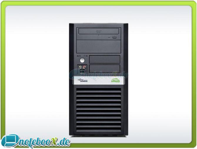 Fujitsu Siemens ESPRIMO P5720 C2D 2,33GHz 2GBDDR2 80GB HDD DVD Vista Gebraucht
