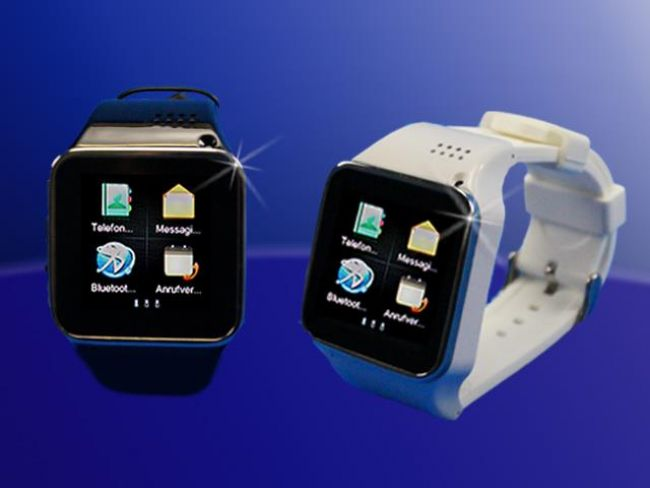 funk notruf handy armbanduhr f r unterwegs und zu hause. Black Bedroom Furniture Sets. Home Design Ideas