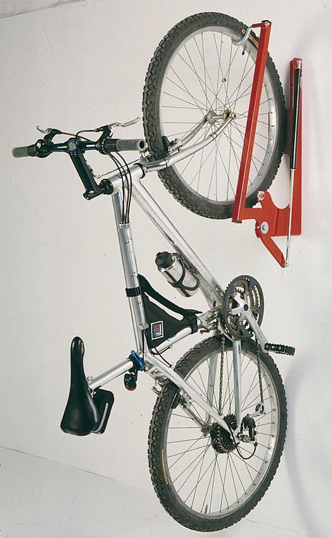 Fahrradhalter zur wandmontage fahrradst nder f r 1 fahrrad wandparker lift wand ebay - Wand fahrradhalter ...