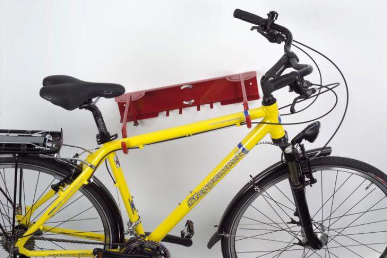 fahrradst nder wandhalter 3700 fahrradhalter f r fahrr der in keller u garage ebay. Black Bedroom Furniture Sets. Home Design Ideas