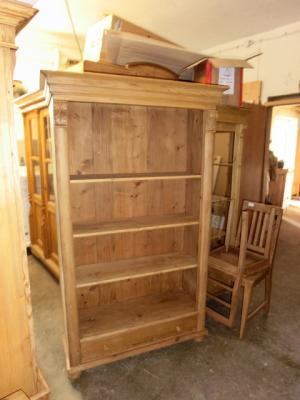 b cherregal antik gebraucht bestseller shop f r m bel und einrichtungen. Black Bedroom Furniture Sets. Home Design Ideas