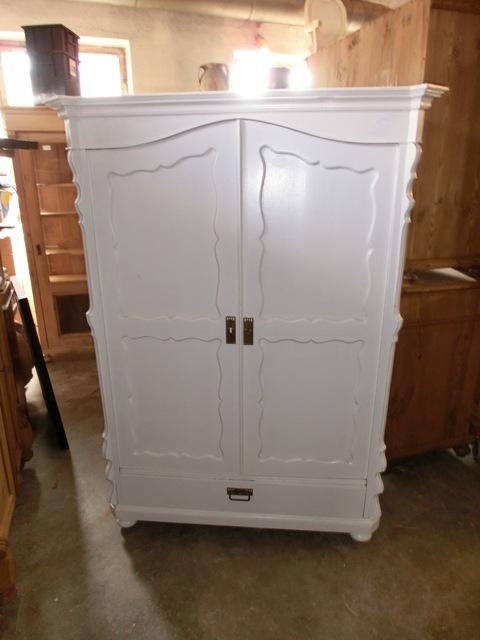 3595 schrank dielenschrank kleiderschrank 2 t rig im. Black Bedroom Furniture Sets. Home Design Ideas