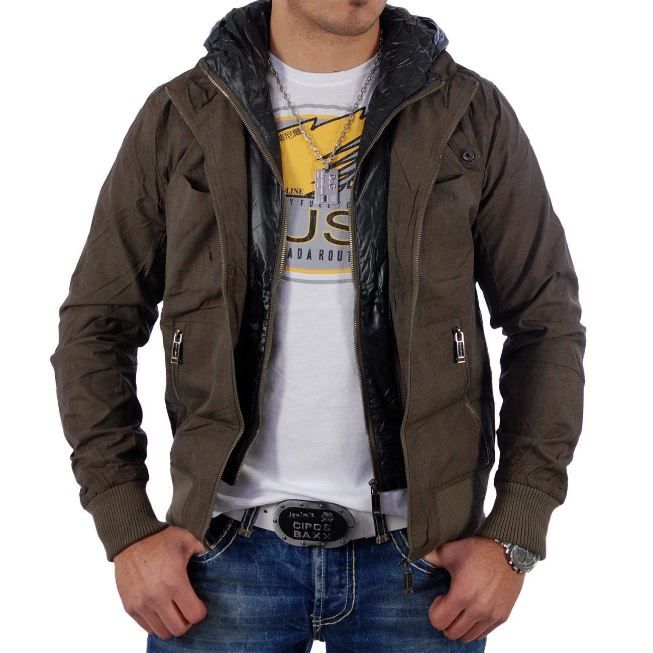 sixth june herren herbst winter jacket mantel bergang. Black Bedroom Furniture Sets. Home Design Ideas
