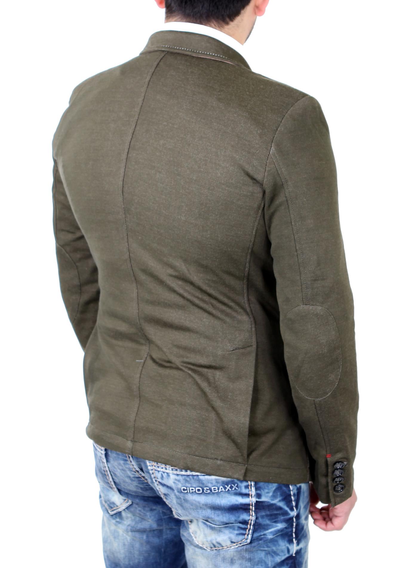 reslad herren sakko casual style stoff look blazer rs 8400 neu ebay. Black Bedroom Furniture Sets. Home Design Ideas