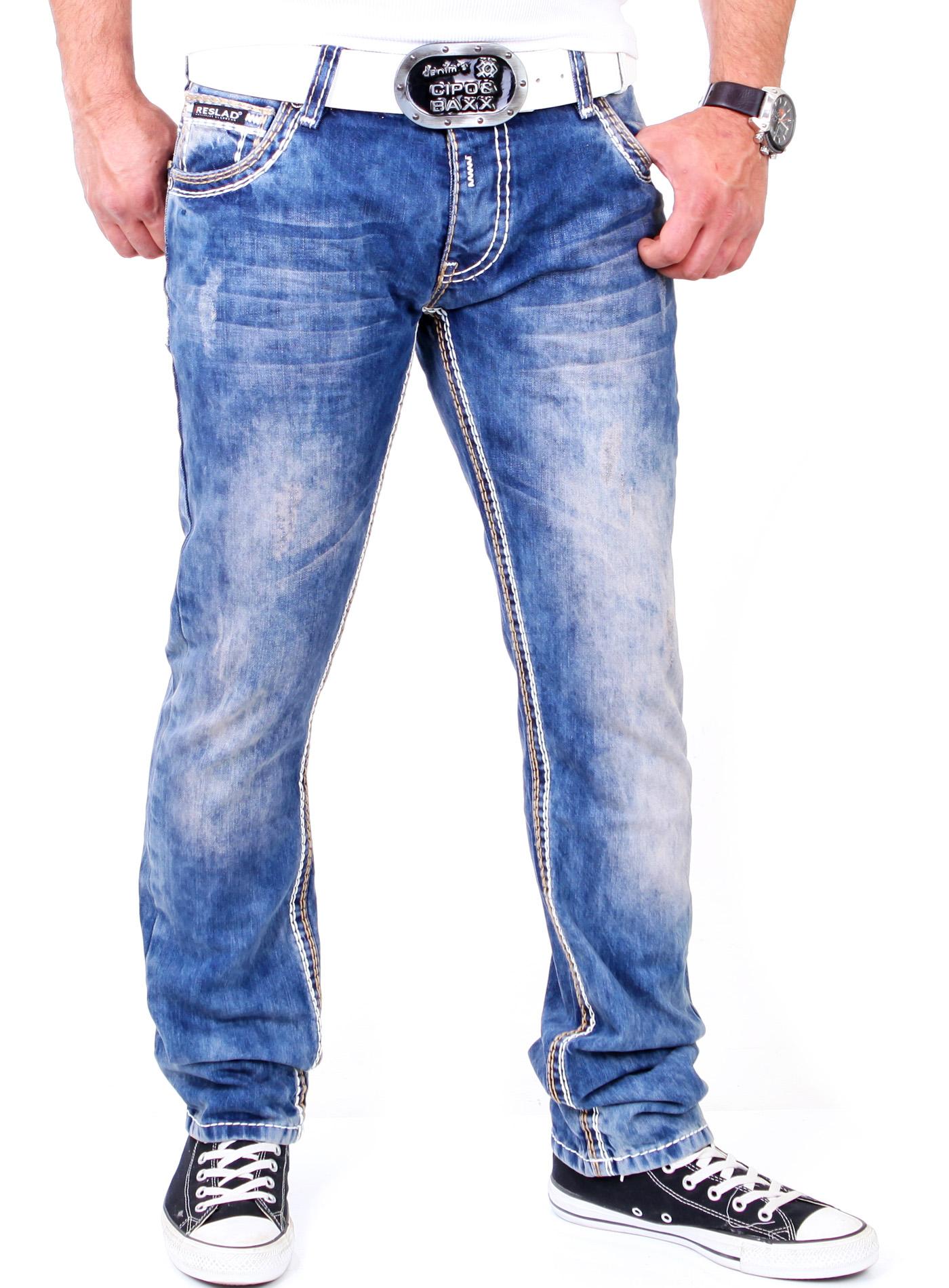 used look jeans herren reslad 3392 herren jeans kaufen. Black Bedroom Furniture Sets. Home Design Ideas