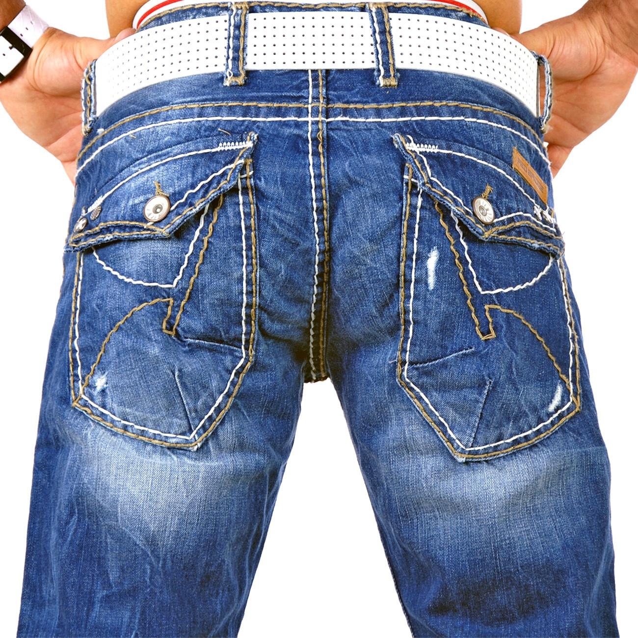 redbridge rb 136 klapptaschen herren jeanshose jeans hose blau sale neuss. Black Bedroom Furniture Sets. Home Design Ideas