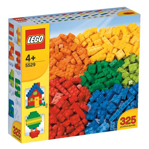 lego steine co steineset 325 grundbausteine 5529 neu in ovp ebay. Black Bedroom Furniture Sets. Home Design Ideas